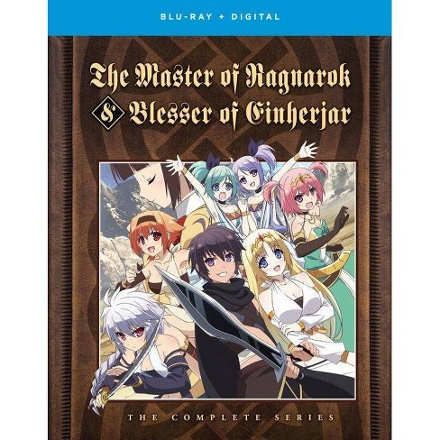 Master of Ragnarok & Blesser of Einherjar: The Complete Series (Blu-ray) - image 1 of 1
