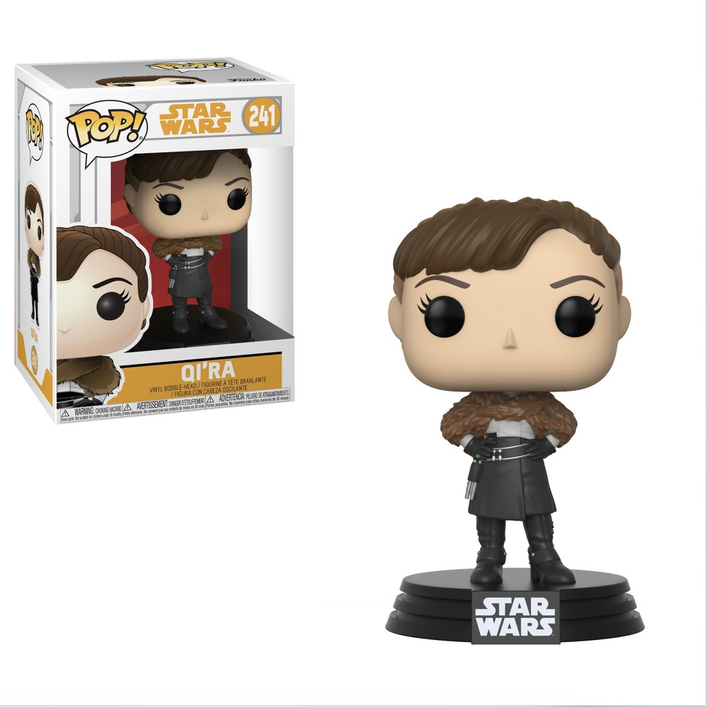 Funko Pop! Star Wars: Han Solo S1 - Qi'ra