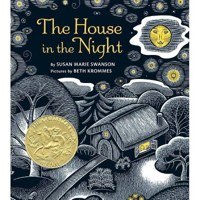 The House in the Night Board Book - by Susan Marie Swanson