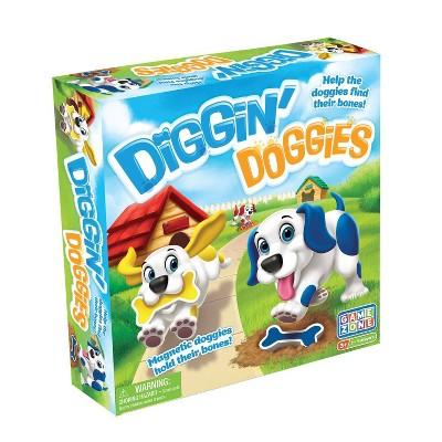 Game Zone Diggin' Doggies Game