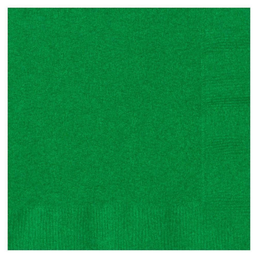 50ct Green Cocktail Beverage Napkin Price