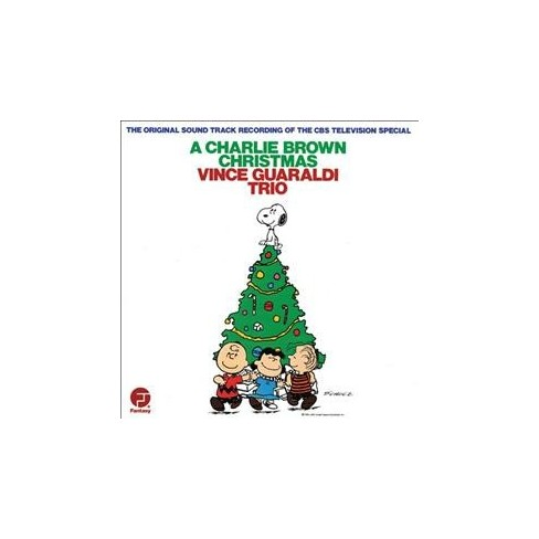 Vince Trio Guaraldi Charlie Brown Christmas Ost Vinyl