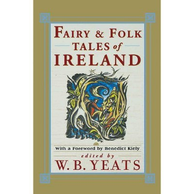 Fairy Folk Tales of Ireland - by  William Butler Yeats (Paperback)