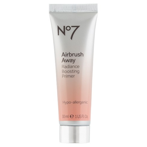 No7® Airbrush Away Radiance Boosting Primer - 1oz - image 1 of 2
