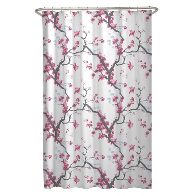 Cherrywood Shower Curtain - Zenna Home