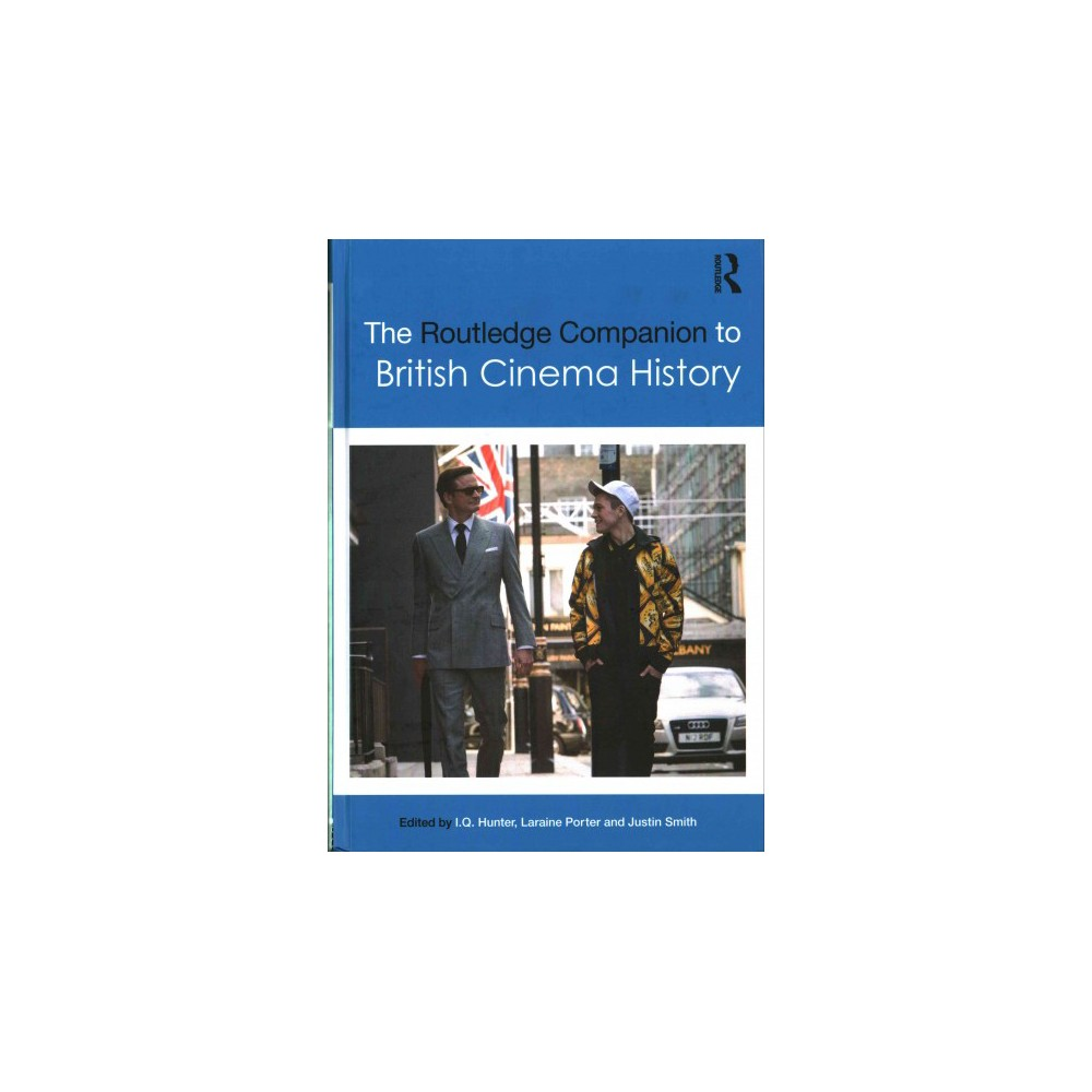 Routledge Companion to British Cinema History (Hardcover)