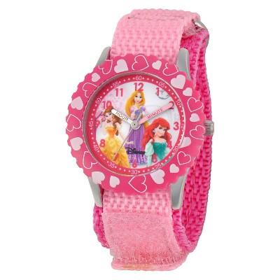 Kid's Disney Princess Watch - Pink