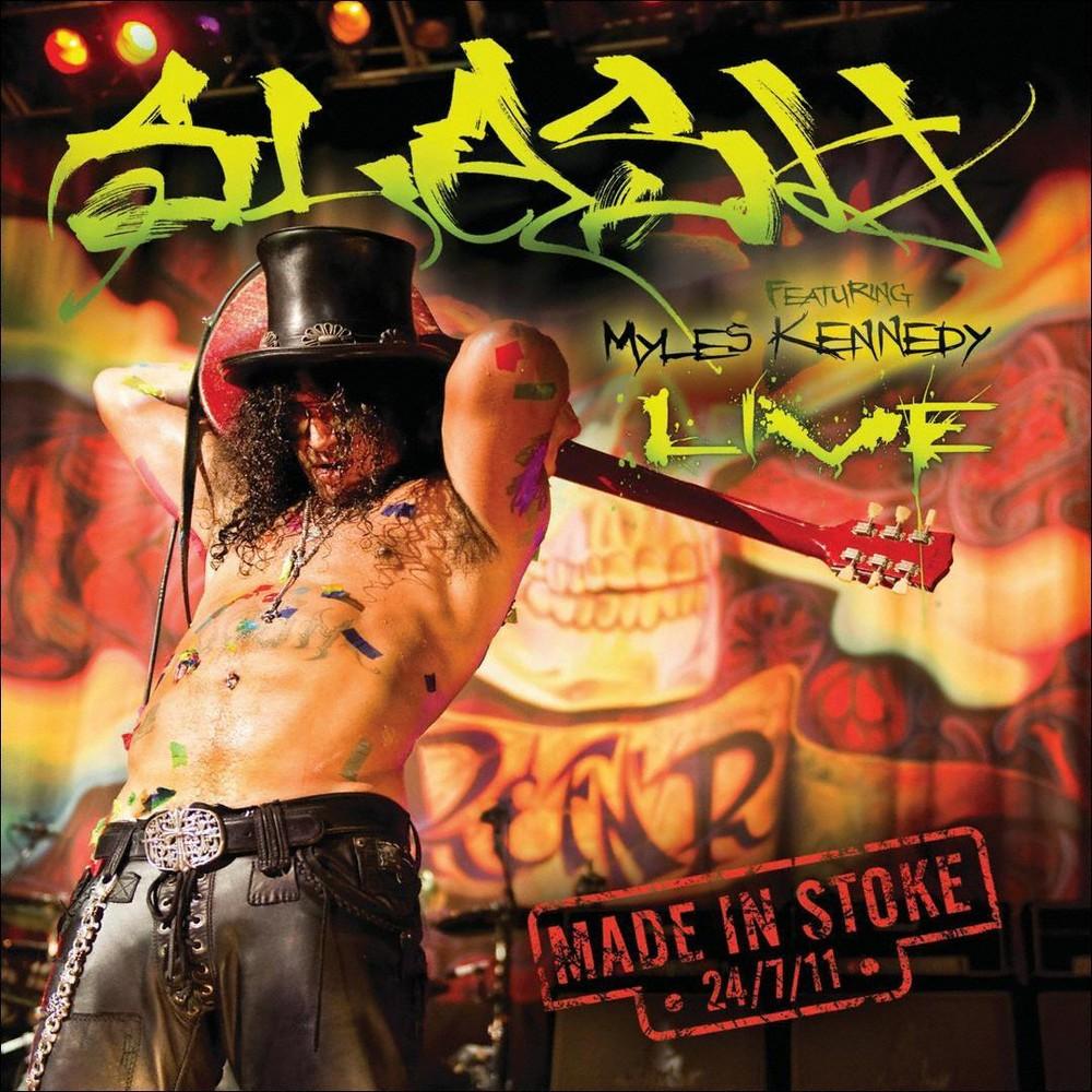 Slash Made In Stoke 24 7 11 2 Cd