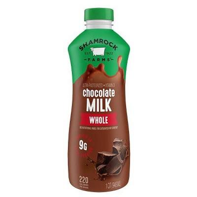 Shamrock Farms Chocolate Milk - 1qt