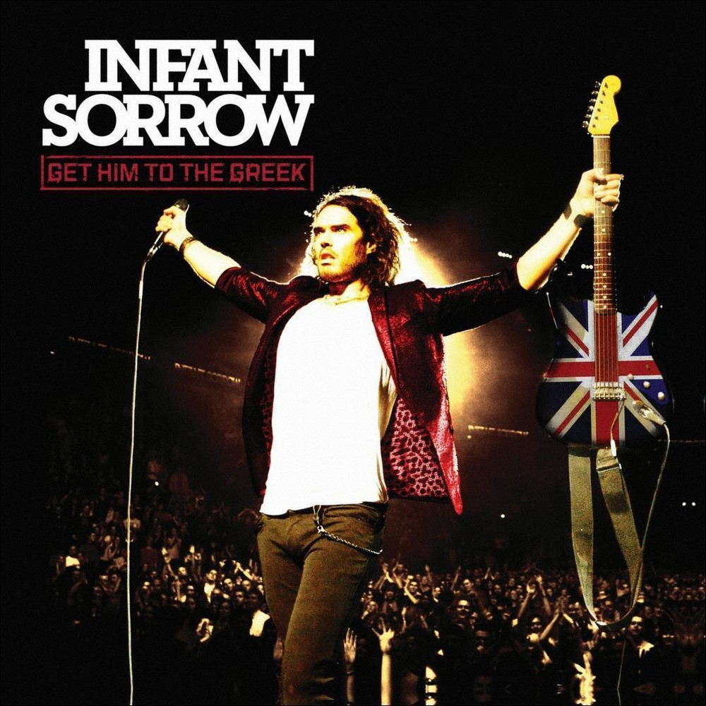 Infant Sorrow - Get Him to the Greek [Explicit Lyrics] (CD)