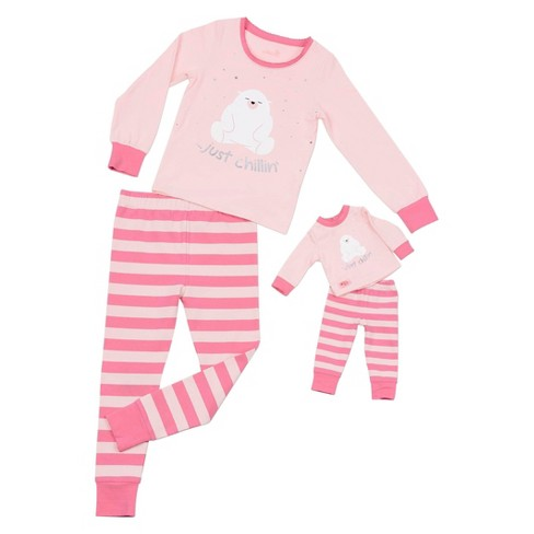 Our Generation® Me & You Outfit - Polar Bear Pajama - image 1 of 2