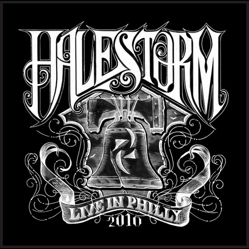 Halestorm - Live in philly 2010 (CD) - image 1 of 1