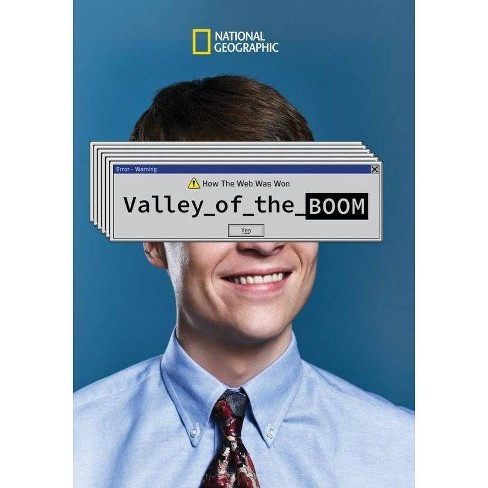 National Geographic: Valley of the Boom (DVD) - image 1 of 1