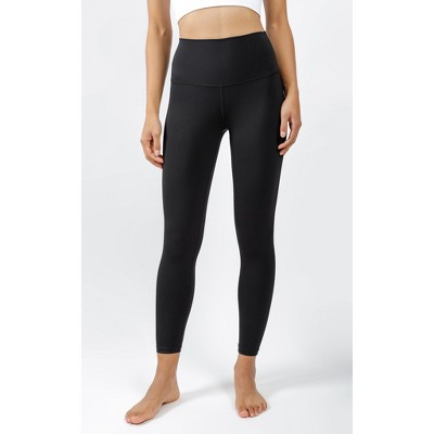 90 Degree By Reflex - Women's High Waist Ultralink Elastic Free Ankle Length Leggings