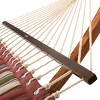 Fadesafe Quilted Hammock - Heather Henna Red Stripe - Classic Accessories Montlake - image 4 of 4