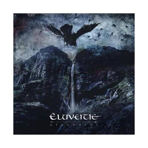 Eluveitie - Ategnatos (CD) - image 1 of 1