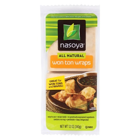 Nasoya All Natural Won Ton Wraps - 12oz - image 1 of 1
