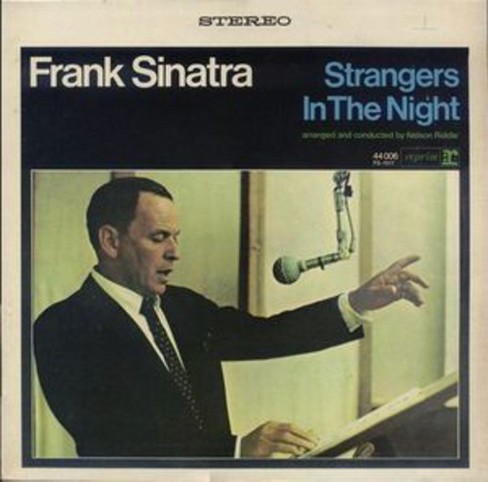 Frank sinatra - Strangers in the night (Vinyl) - image 1 of 1