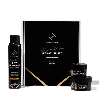 Blind Barber Bryce Harper Gift Set