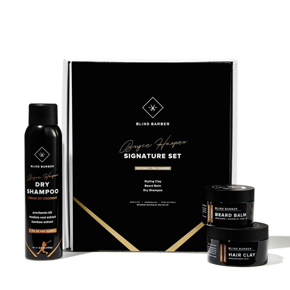 Image of Blind Barber Bryce Harper Gift Set