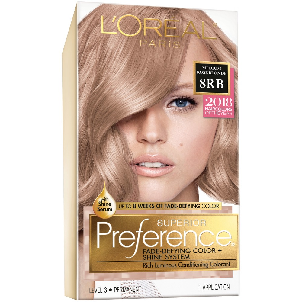 Rose Gold Hair Color Loreal Personal Care Compare Prices At Nextag
