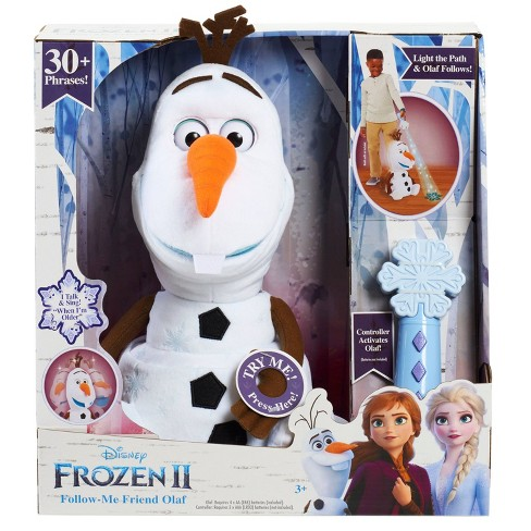 Disney Frozen 2 Follow Me Friend Olaf - image 1 of 4