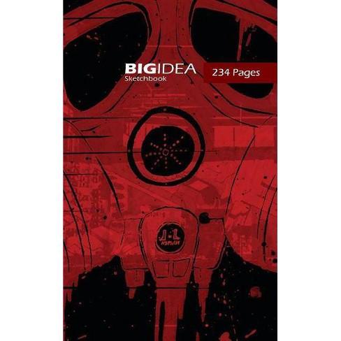 Big Idea Sketchbook - by  Night Hauler (Hardcover) - image 1 of 1