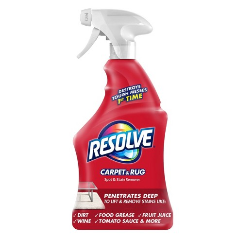 Resolve Stain Remover Carpet Cleaner - 22oz - image 1 of 4