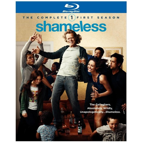 Shameless: The Complete First Season (Blu-ray) - image 1 of 1