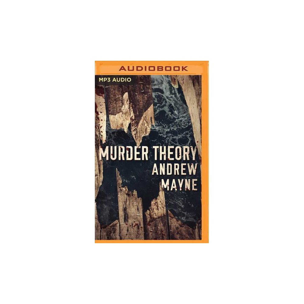Murder Theory - MP3 Una by Andrew Mayne (MP3-CD)