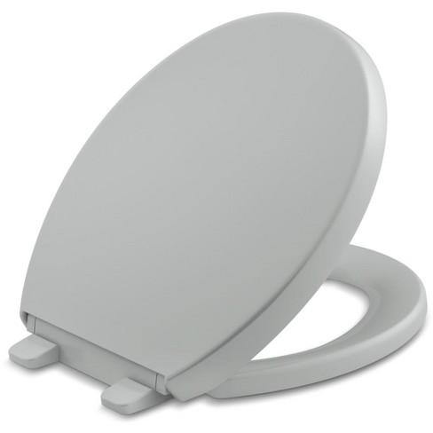 Fabulous Kohler K 4009 Reveal Round Closed Front Toilet Seat Beatyapartments Chair Design Images Beatyapartmentscom
