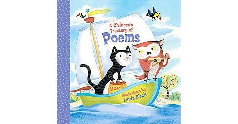 Children's Treasury of Poems (Paperback) - image 1 of 1