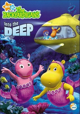 The Backyardigans: Into the Deep (DVD)