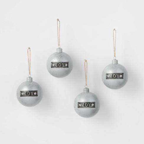 23+ Joy Round Ornament PNG