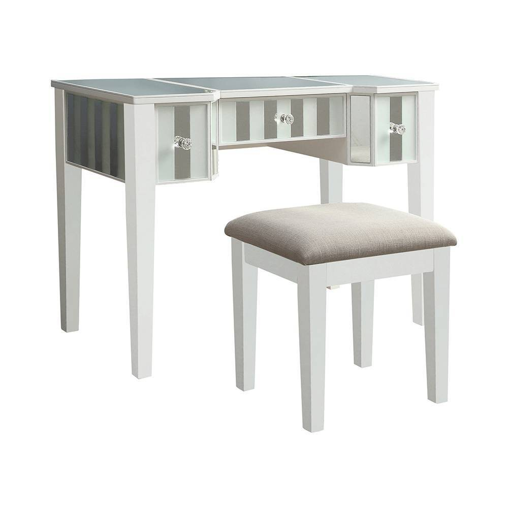 Reece Vanity Set White - Homes: Inside + Out