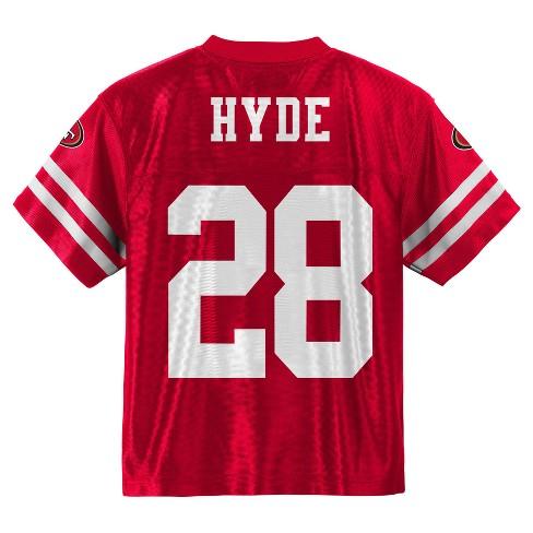 wholesale dealer 8d5d0 3f284 San Francisco 49ers Athletic Jerseys 3T