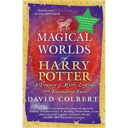 The Magical Worlds of Harry Potter - by  David Colbert (Paperback) - image 1 of 1