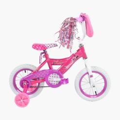 """Huffy Disney Minnie Mouse 12"""" Kids' Bike - Pink, Girl's"""