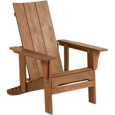 Teal Island Designs Modern Adirondack Adjustable Back Outdoor Chair