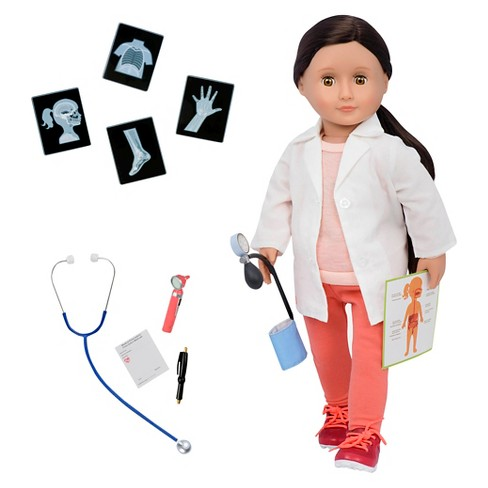 Our Generation® Doctor Doll - Nicola™ - image 1 of 4
