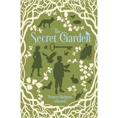 The Secret Garden - by  Frances Hodgson Burnett (Hardcover) - image 1 of 1