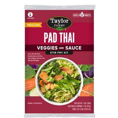 Taylor Farms Pad Thai Stir Fry Kit - 14oz