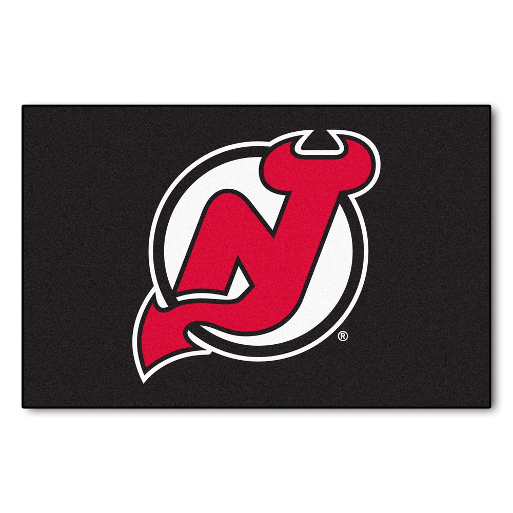 NHL New Jersey Devils Starter Mat 19