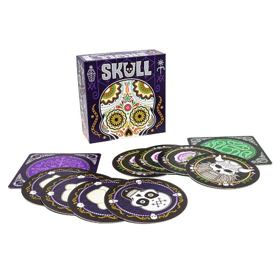 Skull Board Game, Board Games image number null