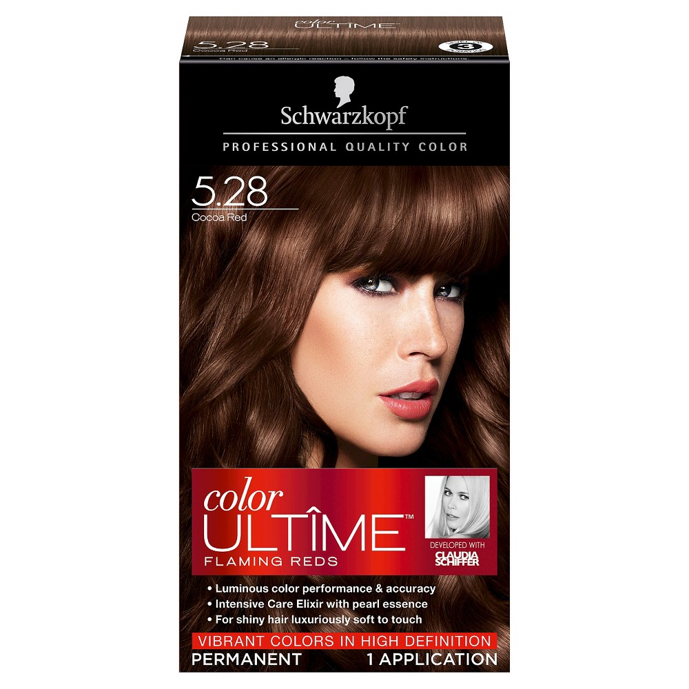 Upc 017000129488 Schwarzkopf Color Ultime Flaming Reds Hair
