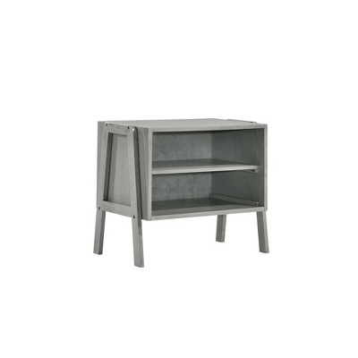 Granville Open Cubby Stacking Cabinets Antique Gray - Picket House Furnishings