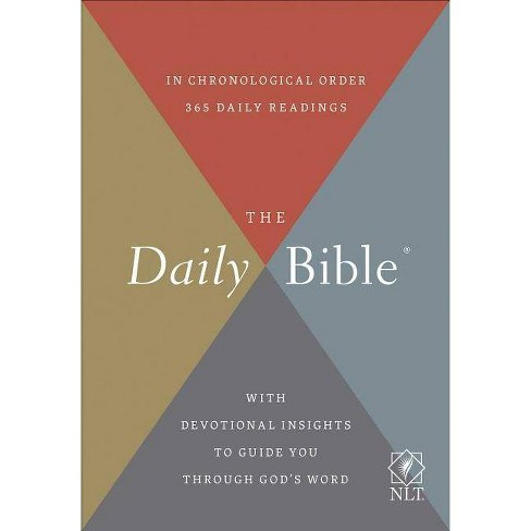 The Daily Bible(r) (Nlt) - by  F Lagard Smith (Hardcover) - image 1 of 1