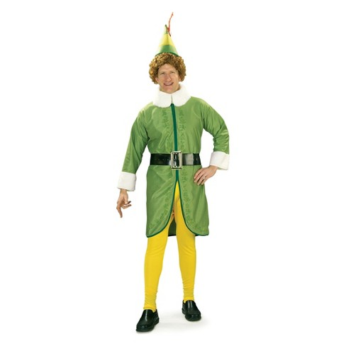 Adult Buddy Elf Costume - image 1 of 1