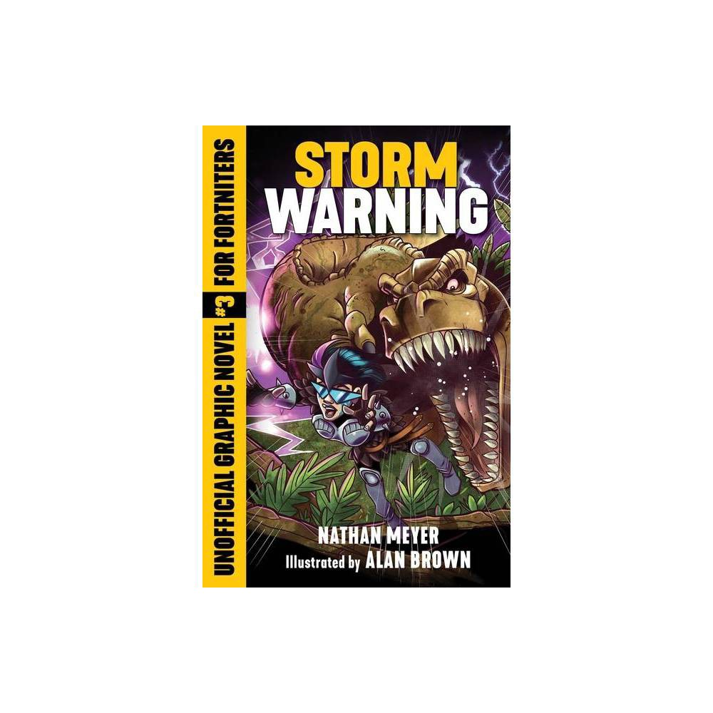 Storm Warning - (Storm Shield) by Nathan Meyer (Paperback)