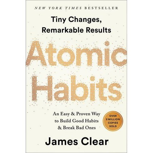 Atomic Habits - by James Clear (Hardcover) - image 1 of 1